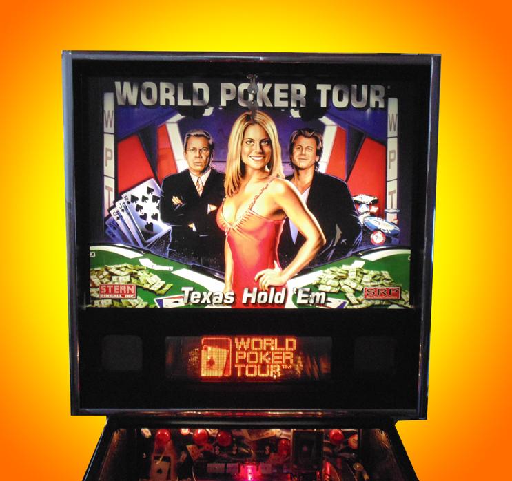 World poker tour commentators